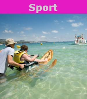 Disabled Sport Mallorca