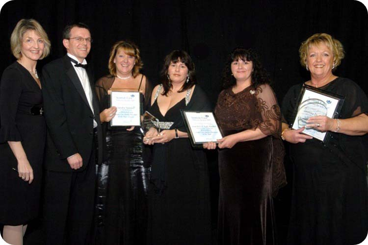 Sandra Hamill - Scottish Carer Award Finalist