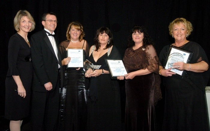 Scottish Care Home Industry Awards Finalists - Sandra Hamill
