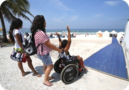 Holidays for people in wheelchairs Mallorca