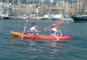 mallorca kayaking
