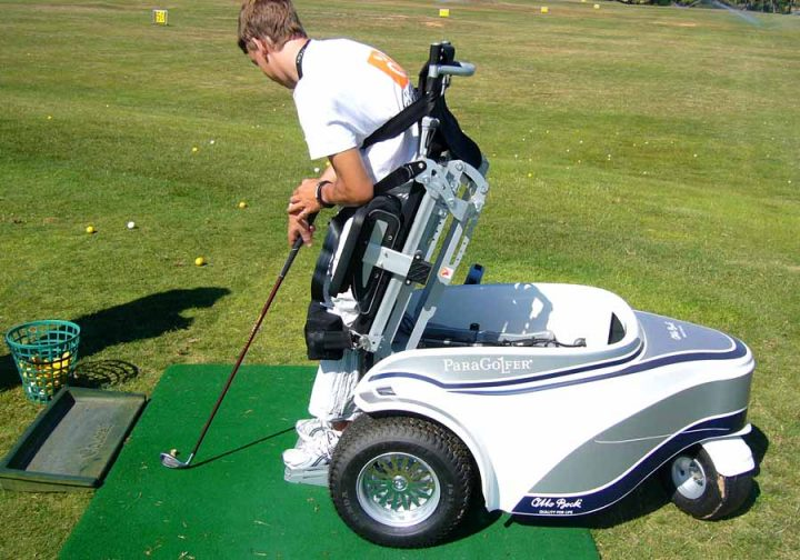 Disabled golf holidays Mallorca