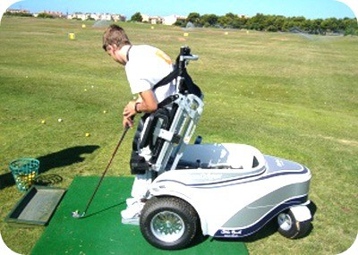 Adapted golf mallorca