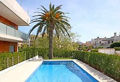 Accessible houses with pools Mallorca