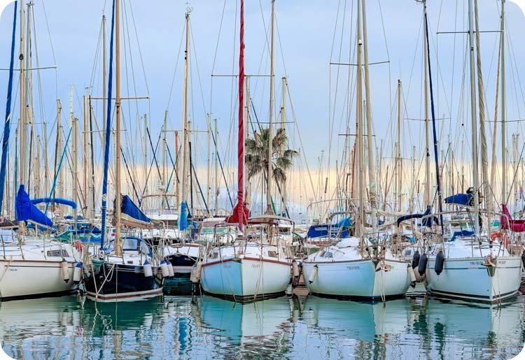 Mallorca marinas