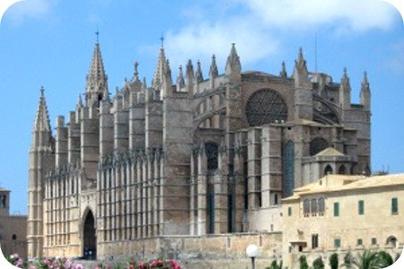 Palma de Mallorca Cathedral - La Seu