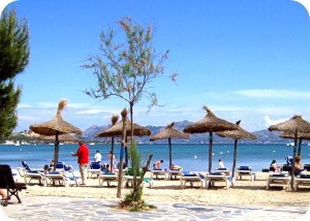Port Pollenca beach