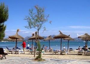 Port de Pollença beach - Mallorca