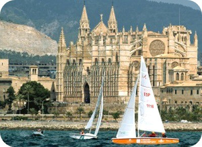 Adapted sailing Mallorca