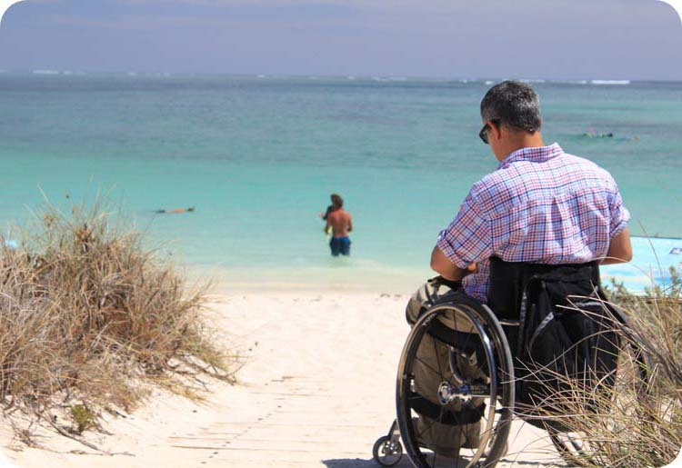 Mallorca for wheelchair users